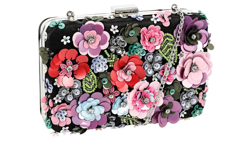 Clutch-Box - Flower Hippie