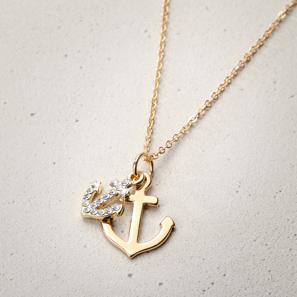 Kette - Lovely Anchor