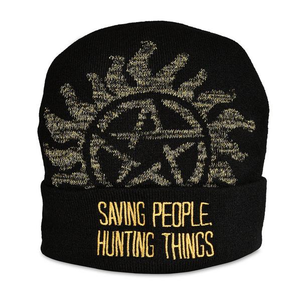 Supernatural - Anti Possession Symbol Mütze