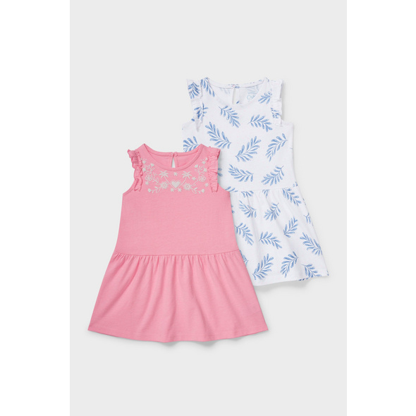 Multipack 2er - Baby-Kleid