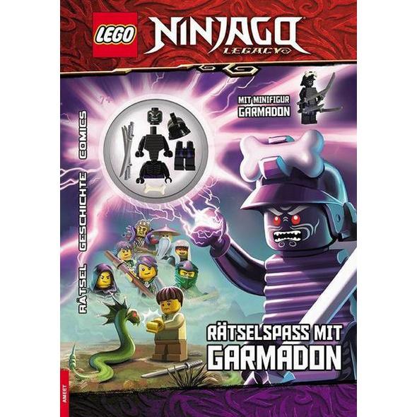 LEGO® Ninjago® - Rätselspaß mit Garmadon