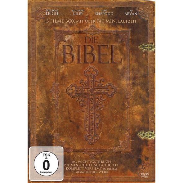 Die Bibel - Deluxe  [3 DVDs]