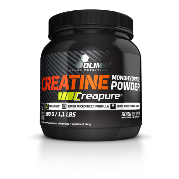 Olimp Creatine Monohydrat Powder Creapure 500g