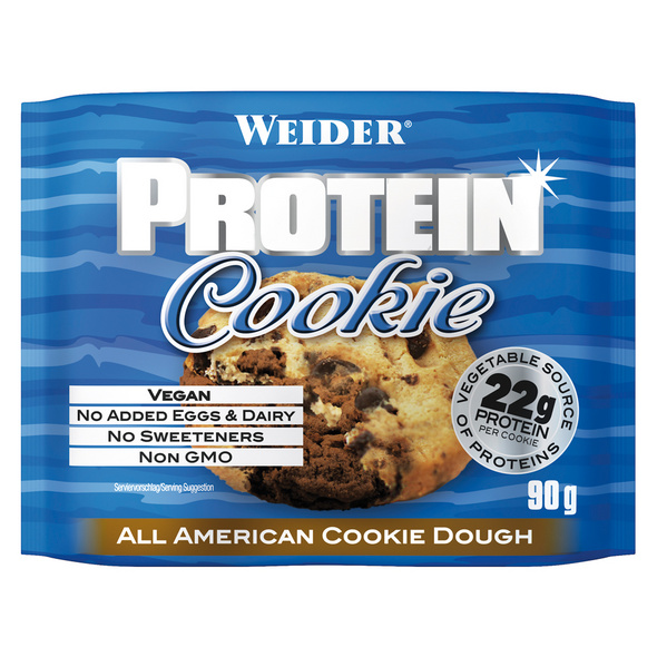 Weider Protein Cookie 90g-All American Cookie Dough
