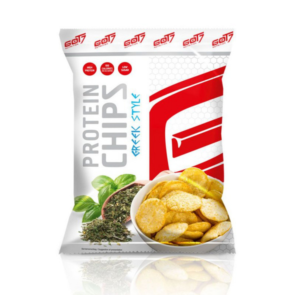 Got7 Protein Chips 50g-Paprika