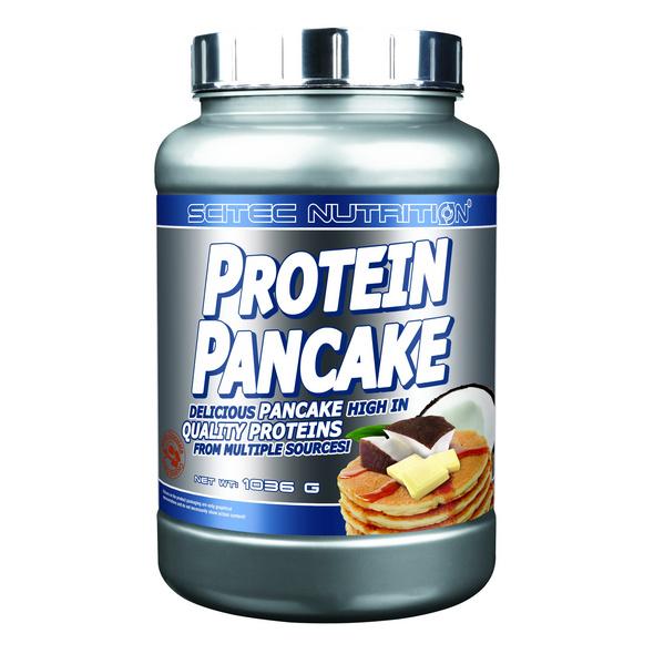Scitec Nutrition Protein Pancake 1036g-Kokosnuss-weiße Schokolade