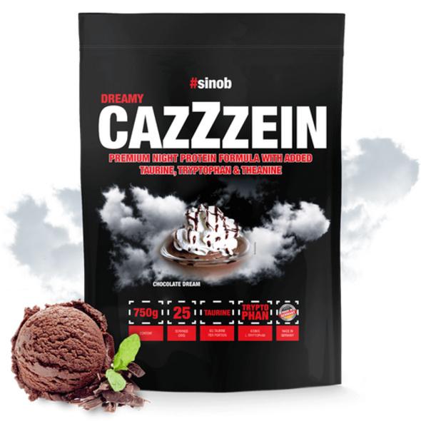 BlackLine 2.0 CazZzeine 750g-Chocolate Dream