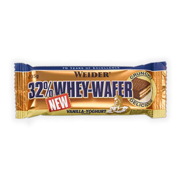 Weider 32% Protein Wafer 35g-Vanilla