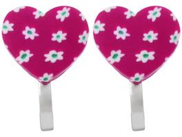 Ohrclips - Flower Love
