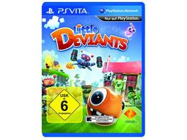 Sony Little Deviants