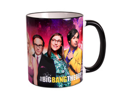 Big Bang Theory - Collage Tasse