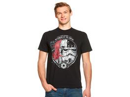 Star Wars - Black Squadron T-Shirt schwarz