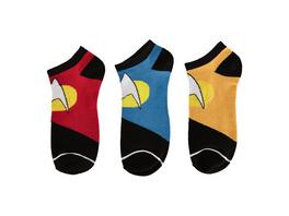 Star Trek - Logo Sneaker Socken 3er Set