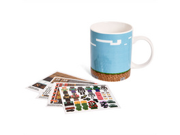 Minecraft - World DIY Tasse