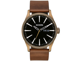 The Sentry Leather