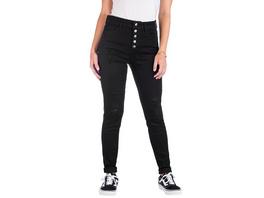 Drea W/Button Fly Jeans