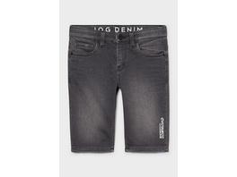 Jeans-Bermudas - Jog Denim