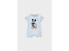 Micky Maus - Baby-Schlafanzug - Bio-Baumwolle