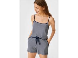 Pyjama - gestreift