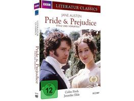 Stolz und Vorurteil - Jane Austen - Literatur Classics