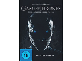 Game of Thrones - Staffel 7  (Repack) [4 DVDs]