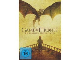 Game of Thrones - Staffel 5  [5 DVDs]