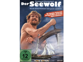 Der Seewolf - Digital Remastered  [2 DVDs]