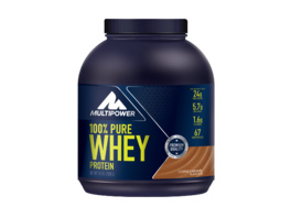 Multipower 100% Pure Whey Protein 2000g-French-Vanilla