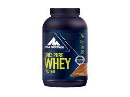 Multipower 100% Pure Whey Protein 900g-French-Vanilla