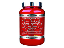 Scitec Nutrition 100% Whey Protein Professional 920g-Vanille Waldfrucht