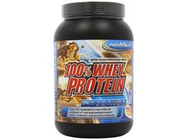 IronMaxx 100% Whey Protein 900g-Lemon-Yoghurt