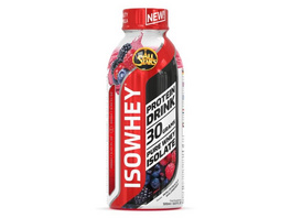 IsoWhey Pure Drink-Wildberry