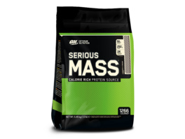 Optimum Nutrition Serious Mass 5440g-Chocolate Peanut Butter